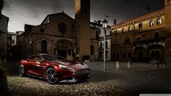 Aston Martin M310 Vanquish HD desktop wallpapers High Definition