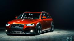Audi Allroad Wallpapers