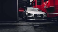 Audi RS6 Quattro UHD 4K Wallpapers