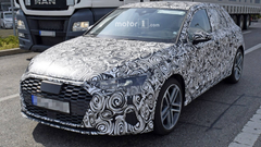New Audi S3 Spied For The First Time UPDATE A3 Spotted