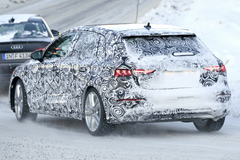 New 2019 Audi A3 spied again in sporty S guise