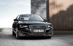 Audi A8 L W12 6 3 FSI D4 laptimes specs performance data