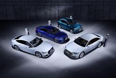 Audi Announces 4 New Plug