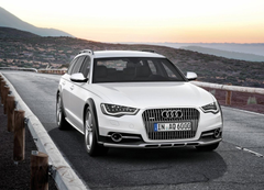 Audi A6 Allroad 3 0 TDI Technical Specifications