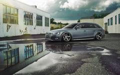 Audi A6 Allroad Car Tuning wallpapers