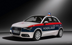 Audi A1 Police