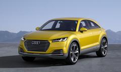Audi Q8 Halo SUV Model Confirmed Q7 Platform and Prologue Concept