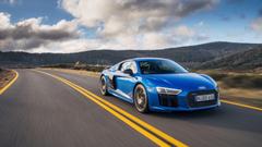 Audi R8 V10 Plus wallpapers