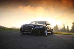 cars stance Hella Flush Audi S8 low Wallpapers