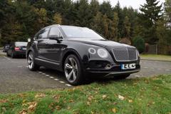 Bentley Bentayga PHEV Reveals