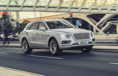 Luxury with a conscience Bentley Bentayga Hybrid unveiled in Geneva