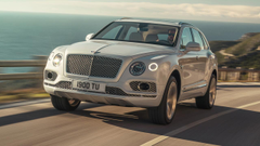 The Bentley Bentayga Hybrid is here