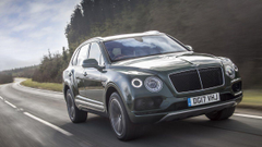 Bentley Bentayga getting plug