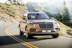 Bentley Bentayga by CAR Magazine