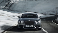 Bentley Continental GT Speed HD Wallpapers