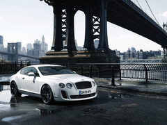 Bentley Continental GT HD Wallpapers