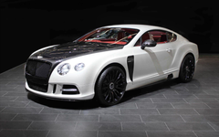 MANSORY Bentley Continental GT Wallpapers