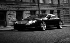 Bentley Continental GT Bullet HD desktop wallpapers Widescreen