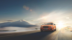 Wallpapers Bentley Flying Spur W12 S Luxury sedan HD Bentley