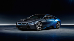 Wallpapers BMW i8 Garage Italia CrossFade Paint job Special