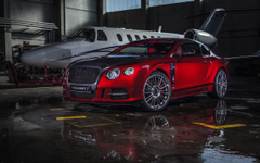 Mansory Bentley Continental GT Sanguis Wallpapers