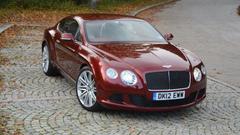 Wallpapers Bentley Continental GT luxury cars Bentley Gran Turismo