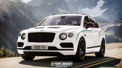 Bentley Bentayga GT3