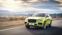 There s A Bentley Bentayga Speed In The Works And It s Going To Be