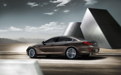 Bmw F06 6 series Gran Coupe Wallpapers Technical comparison