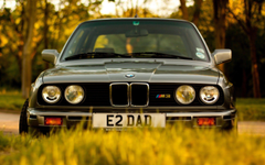 Cars BMW M3 BMW E30 wallpapers