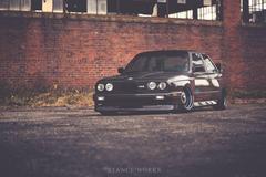 JSUTAI BMW E30 M3 Is One of a Kind