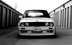 BMW E30 Monochrome HD Cars 4k Wallpapers Image Backgrounds