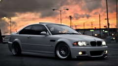 Bmw E46 M3 White Car Wallpapers Photos and Videos