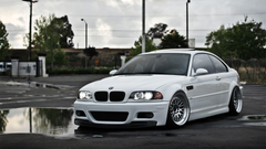 Pix For Bmw E46 M3 Wallpapers