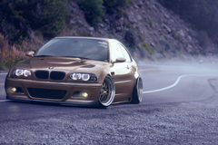BMW E46 Full HD Wallpapers and Backgrounds Image