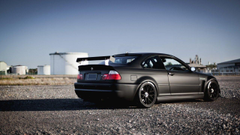 Image for Gravel Field Bmw E46 M3 Matte HD Wallpapers