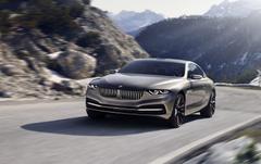 Report New BMW 8