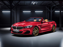BMW 8 Series Rendered as Cabrio Pickup Gran Coupe and GTS