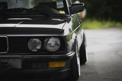 BMW E28 Stance Stanceworks Problemsolver Low Summer Car