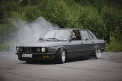 BMW E28 Stance Stanceworks Low Summer Car Wallpapers HD