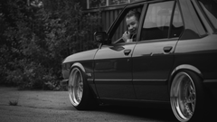 BMW E28 Stance Stanceworks Static Low Savethewheels Norway