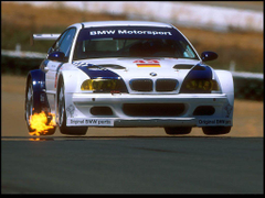 BMW E46 M3 GTR coz you could grill some mean steaks and hotdogs