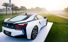 The First Ever BMW i8 Roadster Video Teaser