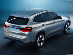 BMW iX3 picture