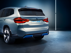 BMW s iX3 is the company s first normal