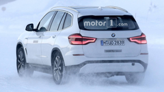 Pure Electric BMW iX3 Spied For First Time