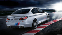 Bmw M5 M Performance Parts Wallpapers Hd Resolution