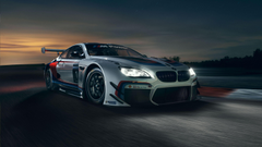 BMW M Power Racing track Wallpapers