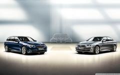BMW 5 Series Sedan And Wagon F10 F11 4K HD Desktop Wallpapers for