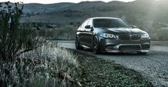 BMW F10 M5 VRS Aero Front Add On Spoiler